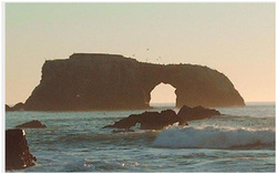 Headlands, Sea Arches, Sea Stacks - The Agents of Erosion